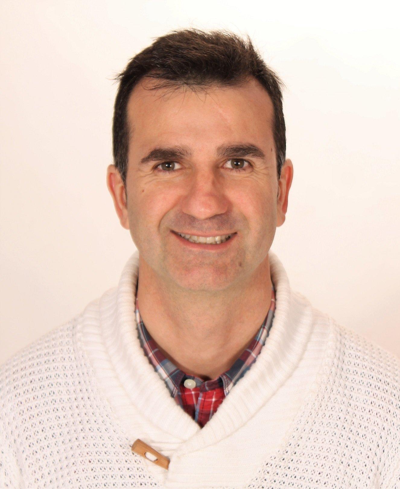 Alejandro Mazón, agente inmobiliario